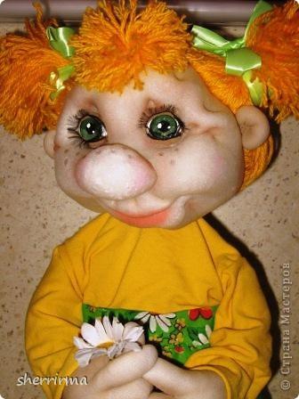 Кукла Таня ( рост 55 см. ) фото 3