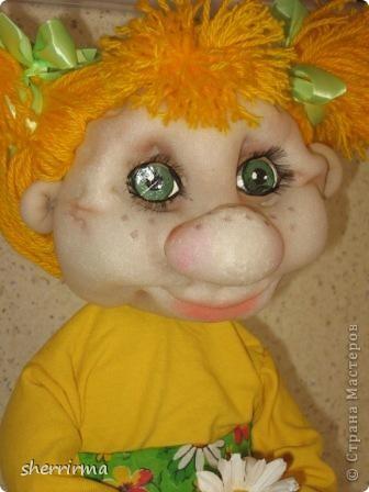 Кукла Таня ( рост 55 см. ) фото 4