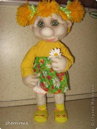 Кукла Таня ( рост 55 см. ) фото 5