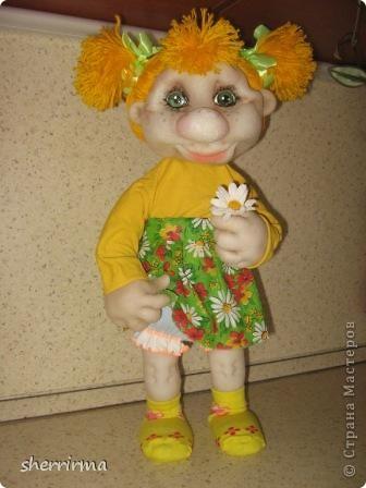 Кукла Таня ( рост 55 см. ) фото 6