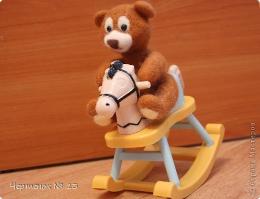 Ну вот, не успел ребенок уехать к бабушке..., а его игрушки уже заняты ))) фото 1