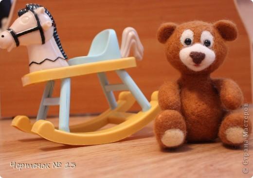Ну вот, не успел ребенок уехать к бабушке..., а его игрушки уже заняты ))) фото 2