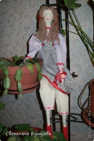 Кукла невеста. Родилась как украшение в свадебный салон. Первая кукла с использованием волос женского парика фото 3