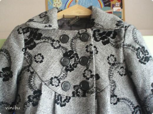 Дочь сама выбирала ткань .С удовольствием носила всю весну. фото 2
