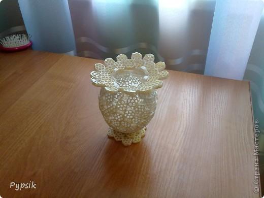 Вот такое чаепитие у меня получилось из макарон))))))))) фото 3