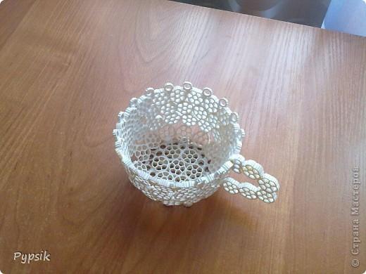 Вот такое чаепитие у меня получилось из макарон))))))))) фото 4