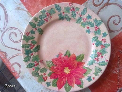 обновлённая старая тарелка фото 1
