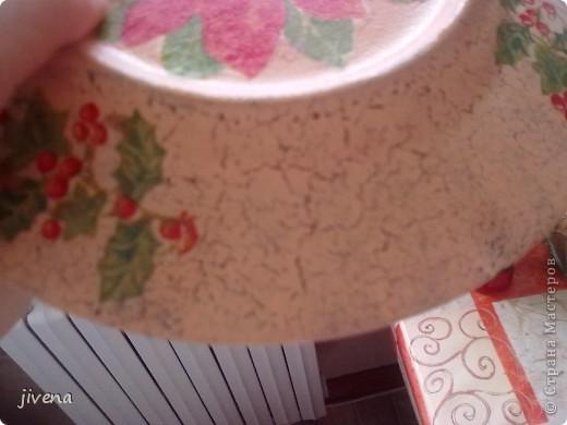 обновлённая старая тарелка фото 3