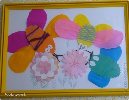 """Это моя самая любимая...Назвала ее """"вальс бабочек"""".Жаль,не переданы цвета, а когда смотришь,такое на душе................. фото 4"""
