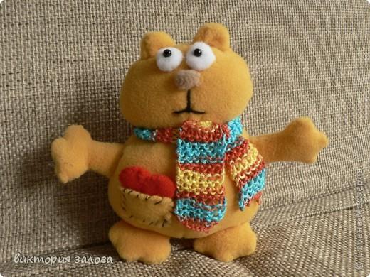 Привет, всем!!!! Я, Семен , рад встрече с Вами!!!! В кармашке у меня сердечко и я готов его подарить любимой.... фото 1