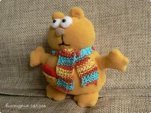 Привет, всем!!!! Я, Семен , рад встрече с Вами!!!! В кармашке у меня сердечко и я готов его подарить любимой.... фото 2