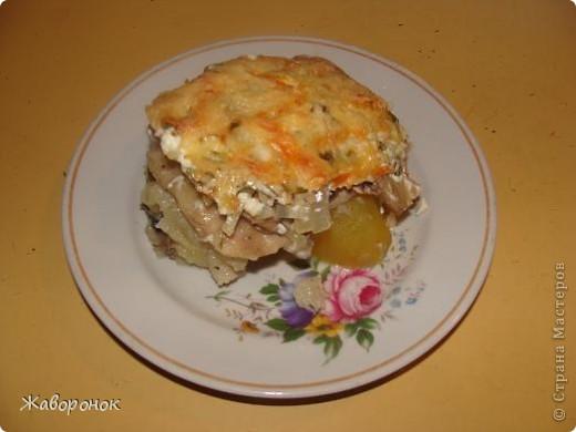 Доброго всем времени суток! Вдохновленная успехом предыдущей запеканки (http://stranamasterov.ru/node/209683), решила показать еще один любимый рецепт запеченного блюда. фото 1