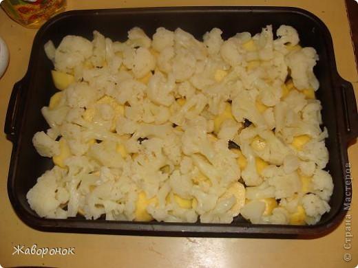 Доброго всем времени суток! Вдохновленная успехом предыдущей запеканки (http://stranamasterov.ru/node/209683), решила показать еще один любимый рецепт запеченного блюда. фото 7
