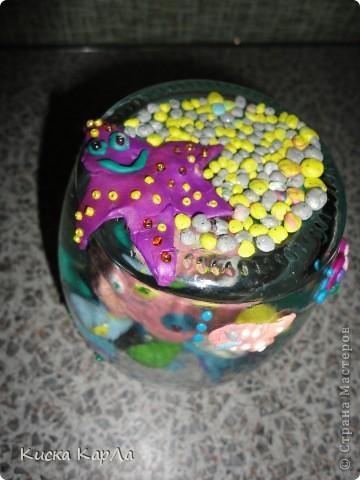 Пластилина дома было мало, а желания скорее сделать осьминожку - очень много...!!! фото 4