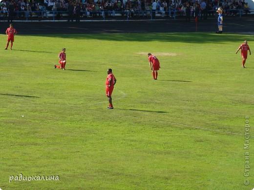 В Арзамасе прошел праздник с благотворительными футболом между московскими артистами и нижегородской властью, деньги от которого были отданы больным детям . фото 5