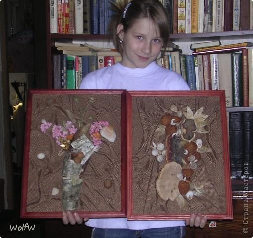 Четыре года назад моя дочь, занималась флористикой и даже участвовала в  районных и городских выставках. КАК я жалею, что она бросила!(((( Совершенно случайно нашла на старой флешке фото двух ее работ.  Все, что осталось, после нескольких переустановок винды(  Эх..... настольгия........... фото 1