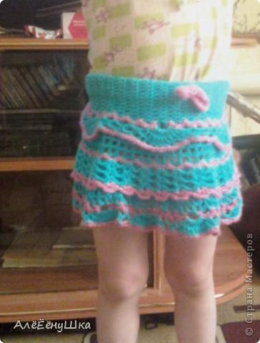 эта юбочка маленько упрощена фото 1