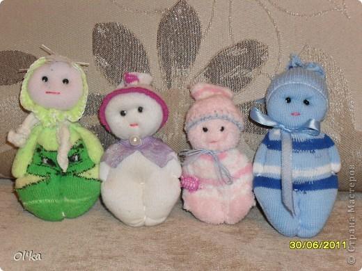 Семейка Кукляшей.