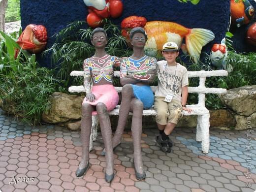 Одним из пунктов моего тайского путешествия был сафари-парк в Бангкоке. фото 18