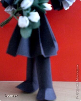 Наконец сделала женишка для моей невестушки. фото 4