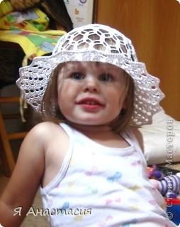 Шляпка для Полинки фото 1