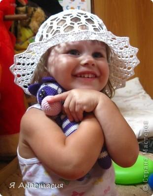Шляпка для Полинки фото 6