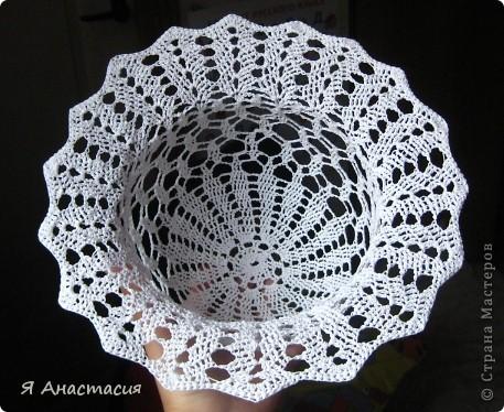 Шляпка для Полинки фото 4