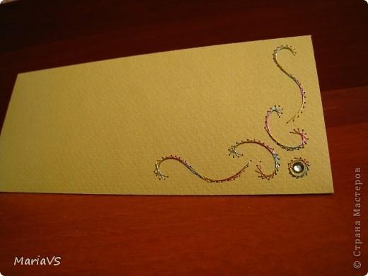 а вот и конвертики для денюжек =))) фото 3