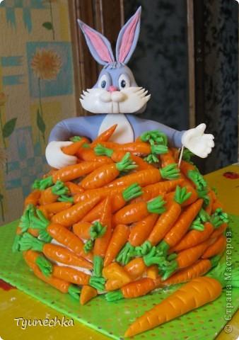 Тортик-сюрприз для одиннадцатилетней девочки. фото 1
