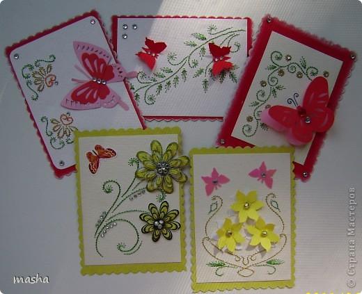 цветочки, бабочки фото 1