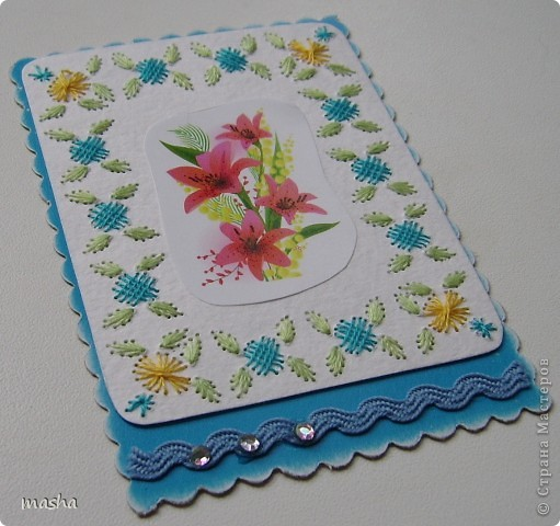 цветочки, бабочки фото 11