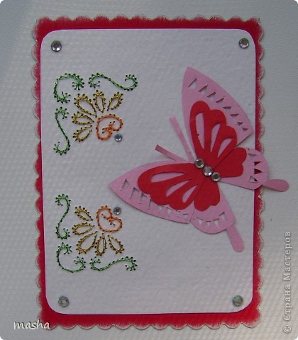 цветочки, бабочки фото 4