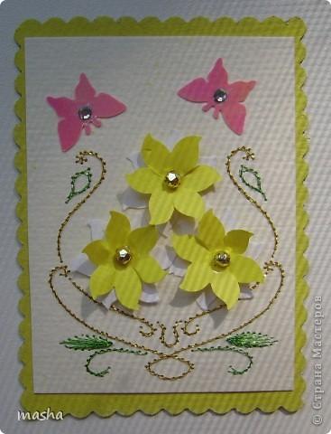 цветочки, бабочки фото 7