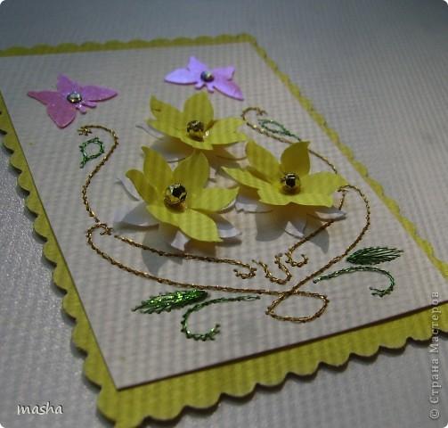 цветочки, бабочки фото 8