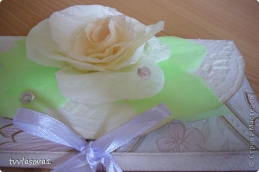 Это, собственно, сам подарок...Предполагается еще открыточка и коробка упаковочная... И бирочка сопроводительная к подарку (внизу) фото 6