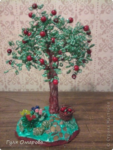Яблоня фото 1