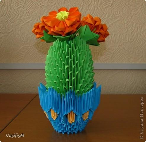 Такой вот кактус у меня получился фото 1