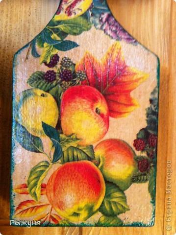 Яблочки рассыпались... по досточкам и глаз радуют фото 3