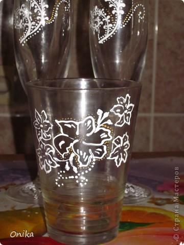 Три из шести стаканов уже стали жертвами обстоятельств :) фото 2