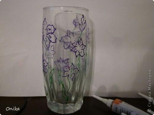 Три из шести стаканов уже стали жертвами обстоятельств :) фото 7