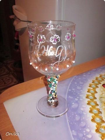 Три из шести стаканов уже стали жертвами обстоятельств :) фото 11