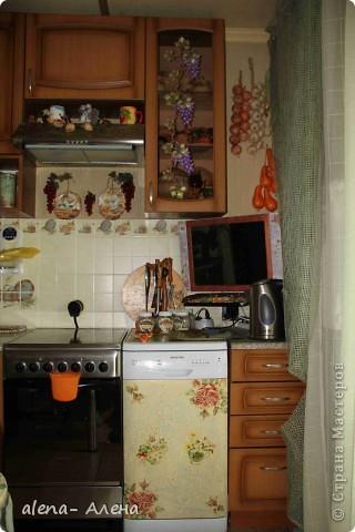 Отдекупаженная кухня фото 12