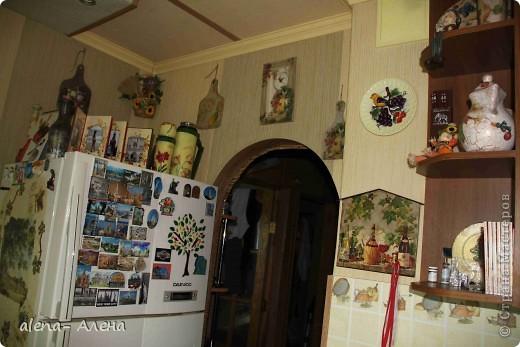 Отдекупаженная кухня фото 13