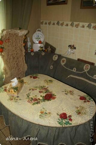 Отдекупаженная кухня фото 10