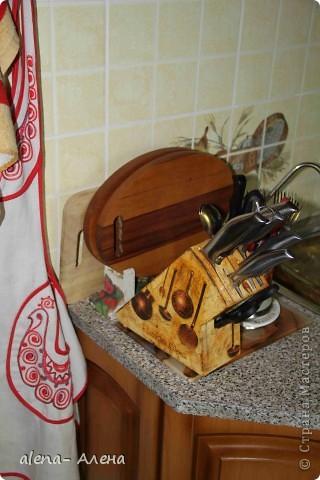 Отдекупаженная кухня фото 14