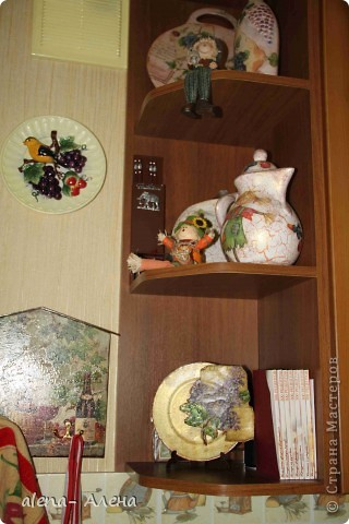 Отдекупаженная кухня фото 16