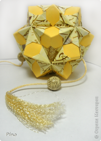 Floral globe Томоко Фусе, по МК Амелии ( http://stranamasterov.ru/node/112373 ) фото 1