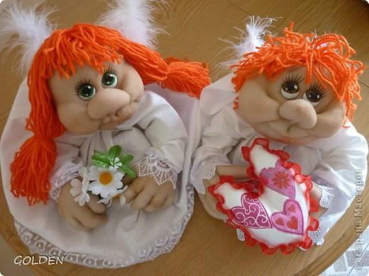 Июльские Ангелочки Юлий и Юлия. фото 1