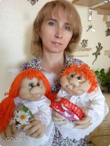 Июльские Ангелочки Юлий и Юлия. фото 9