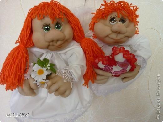 Июльские Ангелочки Юлий и Юлия. фото 10